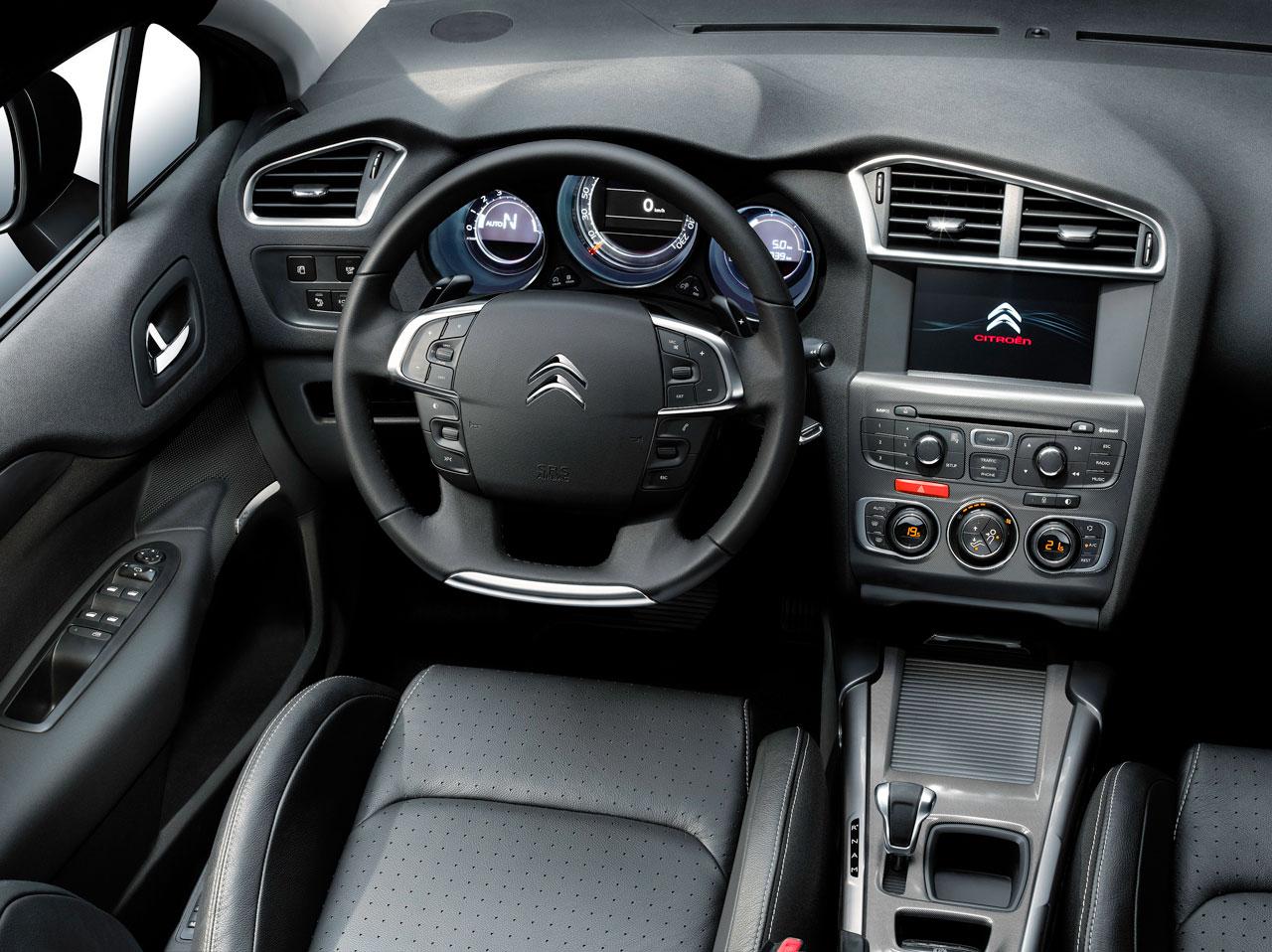 Citroën LPG interieur - Agin BV