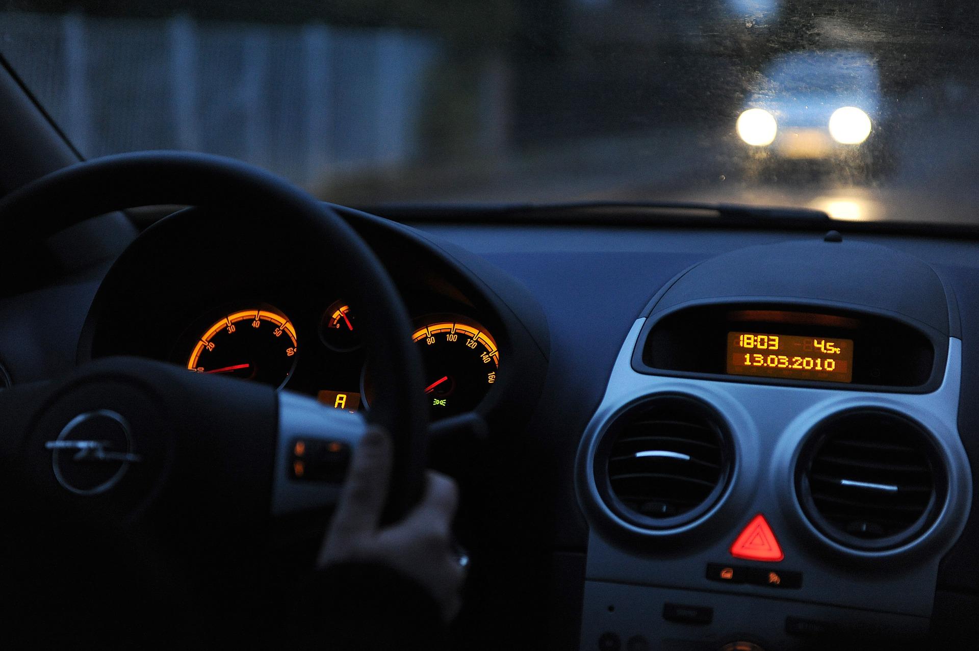 Opel LPG interieur - Agin BV