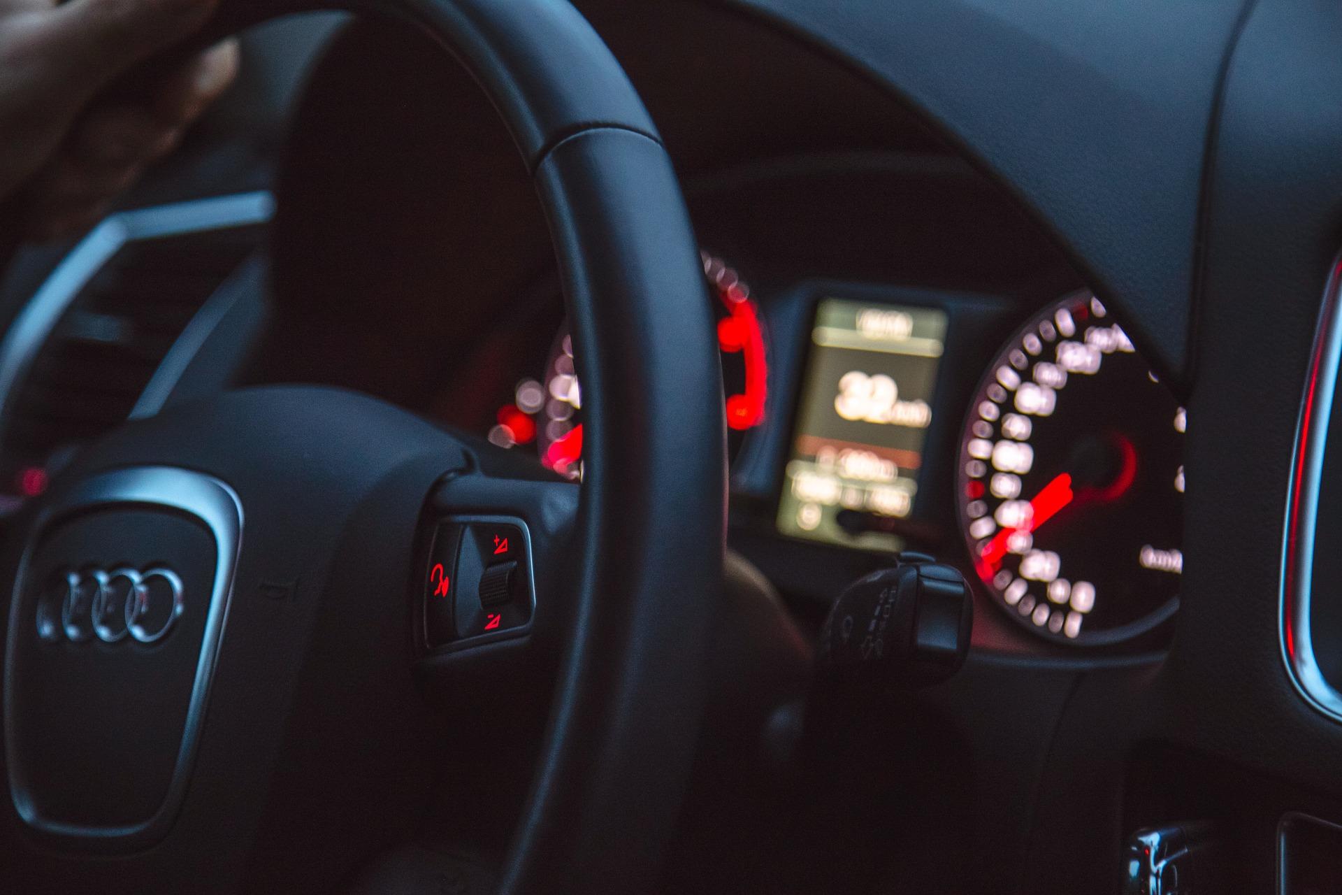 Audi LPG interieur - Agin BV