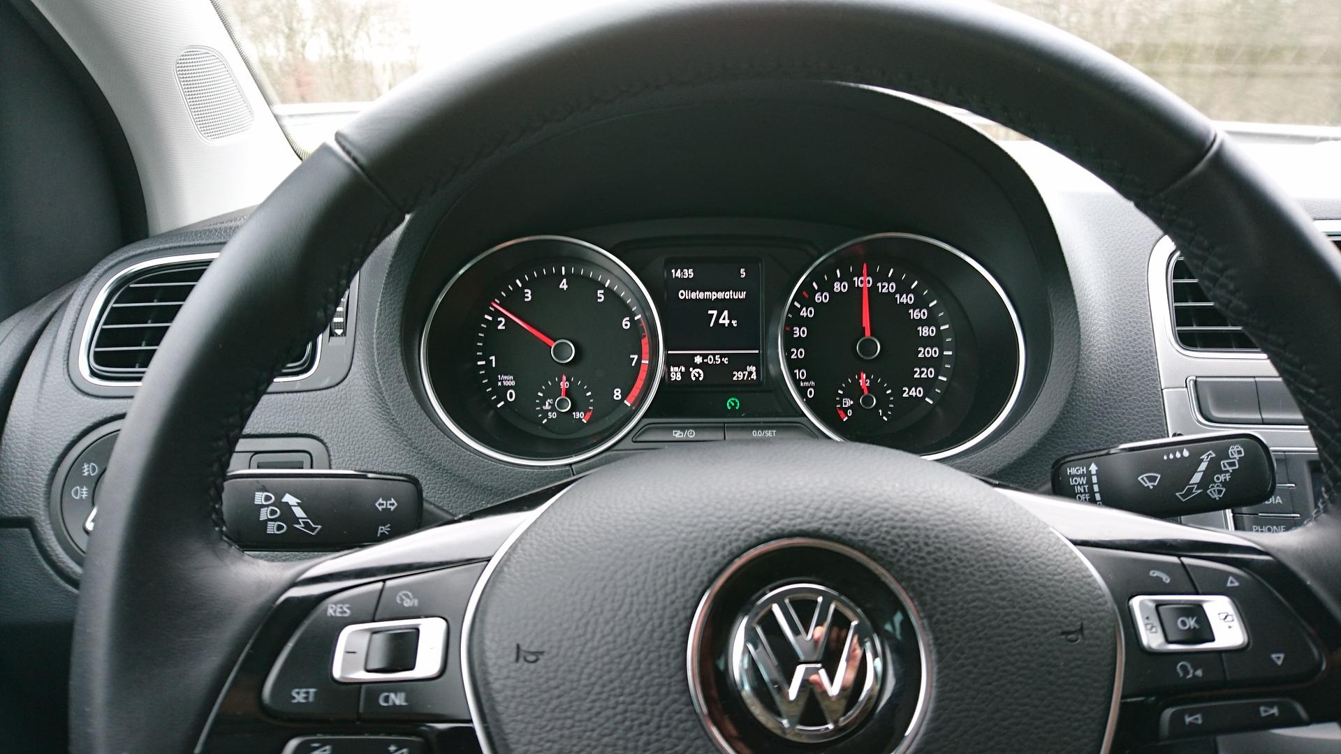 Volkswagen LPG Interieur - Agin BV