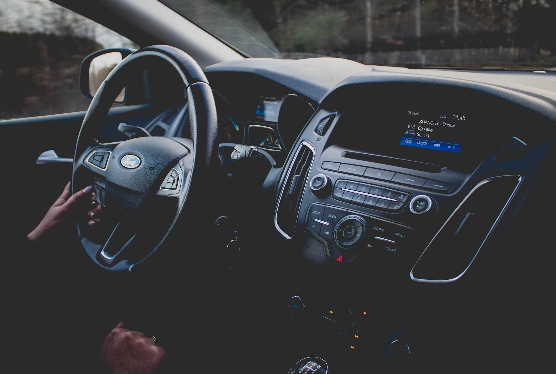 Ford LPG interieur - Agin BV