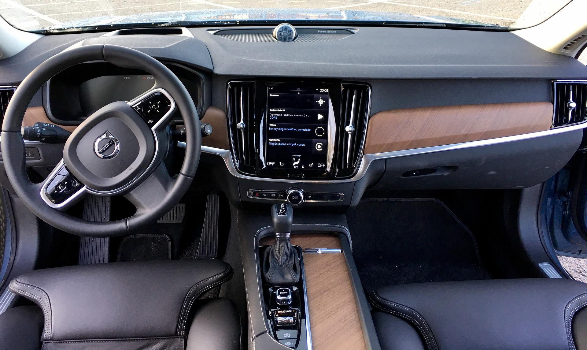 Volvo LPG interieur - Agin BV