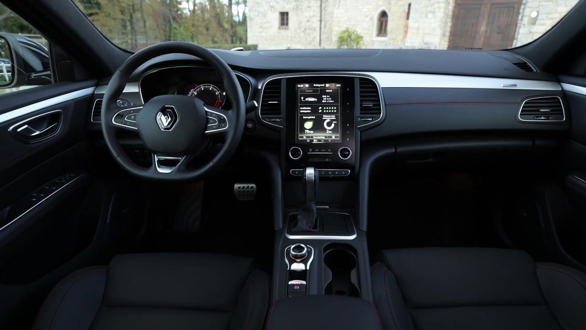 Renault LPG interieur - Agin BV